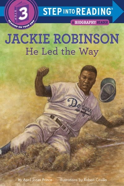Random House Books for Young Readers Jackie Robinson: He Led the Way