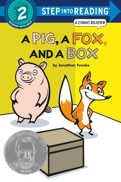 Random House Books for Young Readers A Pig, a Fox, and a Box
