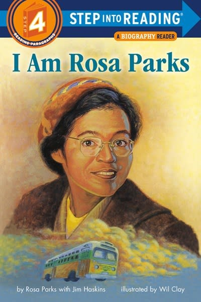 Random House Books for Young Readers I Am Rosa Parks