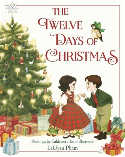 Doubleday Books for Young Readers The Twelve Days of Christmas
