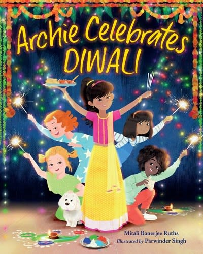 Charlesbridge Archie Celebrates Diwali