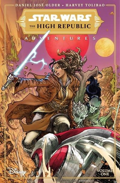 IDW Publishing Star Wars: The High Republic Adventures, Vol. 1