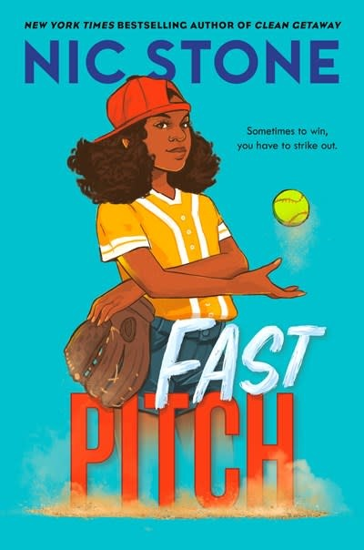 Crown Books for Young Readers Fast Pitch