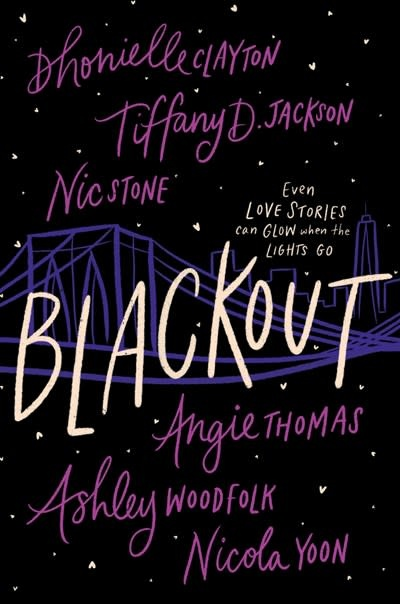 Quill Tree Books Blackout
