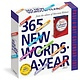 Workman Publishing Company 365 New Words-A-Year Page-A-Day Calendar 2022