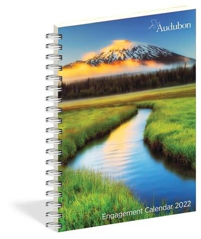 Workman Publishing Company Audubon Engagement Calendar 2022