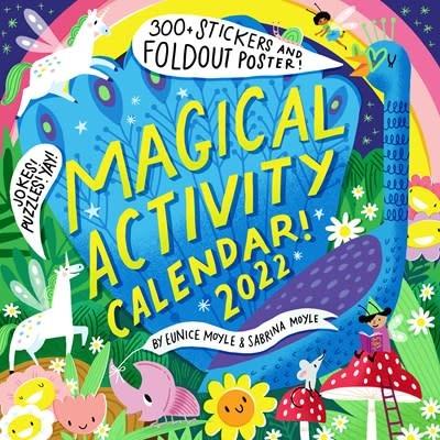 Workman Publishing Company Magical Activity Wall Calendar 2022