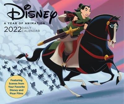 Chronicle Books Disney 2022 Daily Calendar