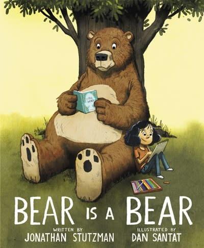 Balzer + Bray Bear Is a Bear
