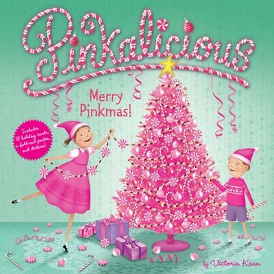HarperCollins Pinkalicious: Merry Pinkmas