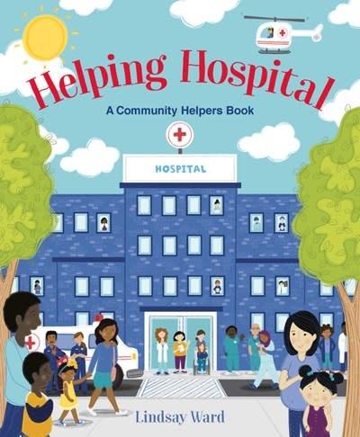 HarperCollins Helping Hospital