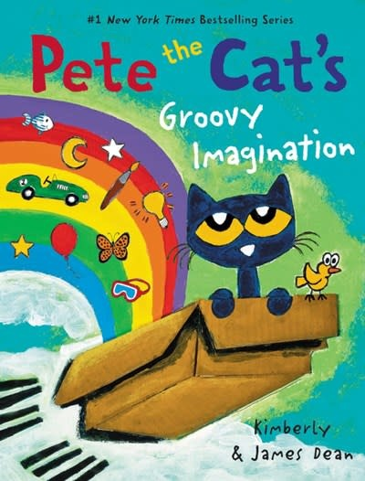 HarperCollins Pete the Cat's Groovy Imagination