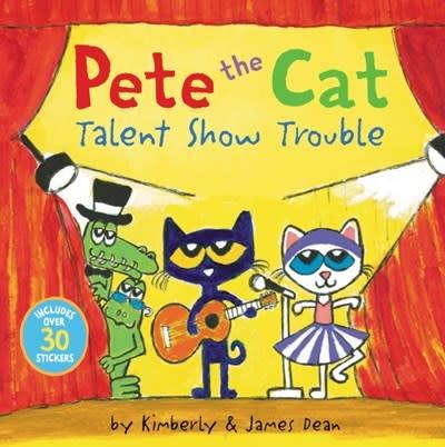 HarperCollins Pete the Cat: Talent Show Trouble