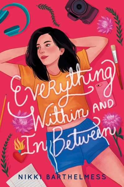 HarperTeen Everything Within and In Between