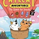 HarperAlley Cat & Cat Adventures: The Quest for Snacks