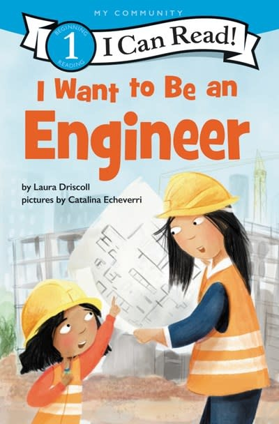 HarperCollins I Want to Be an Engineer