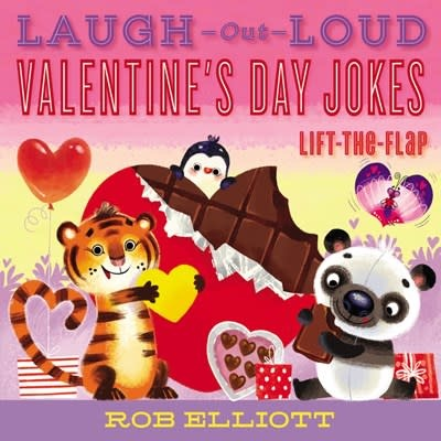 HarperCollins Laugh-Out-Loud Valentine's Day Jokes: Lift-the-Flap