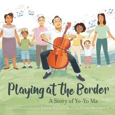 HarperCollins Playing at the Border [Ma, Yo-Yo]