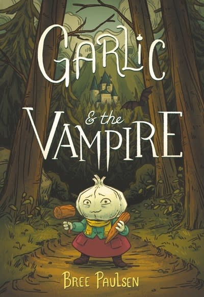 Quill Tree Books Garlic and the Vampire