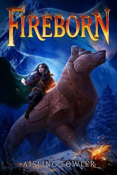 HarperCollins Fireborn
