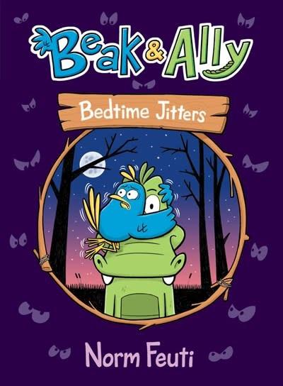 HarperAlley Beak & Ally #2: Bedtime Jitters