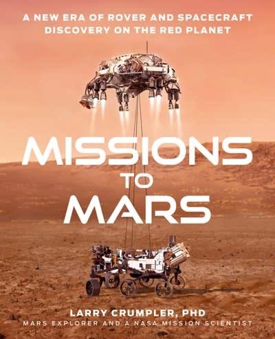 Harper Design Missions to Mars