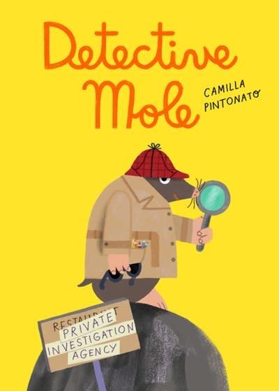 HarperCollins Detective Mole