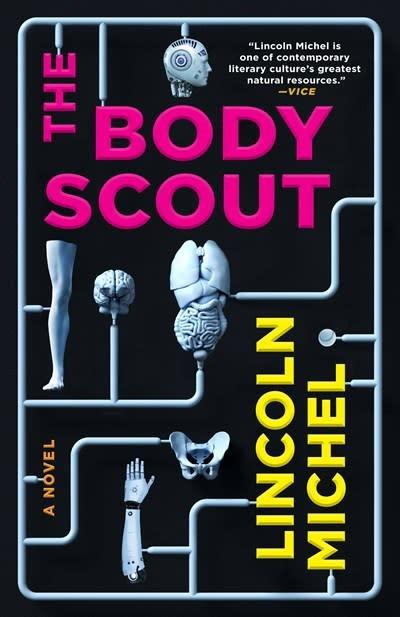 Orbit The Body Scout: A novel