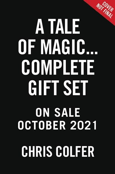 Little, Brown Books for Young Readers A Tale of Magic... Complete Gift Set