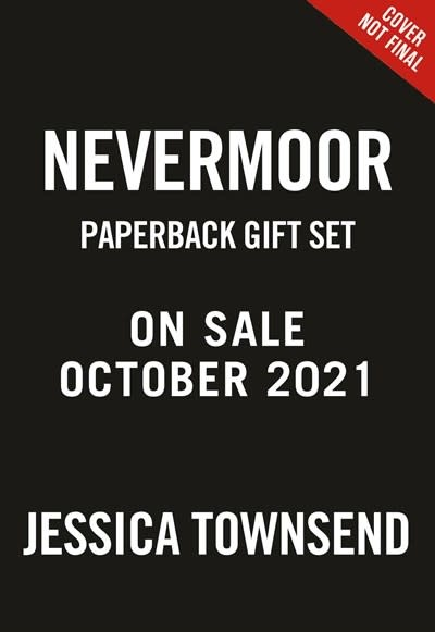 Little, Brown Books for Young Readers Nevermoor Paperback Gift Set