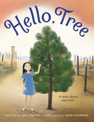 Little, Brown Books for Young Readers Hello, Tree