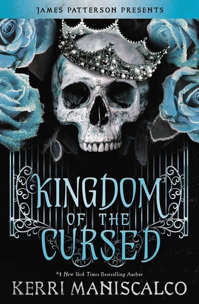 jimmy patterson Kingdom of the Cursed