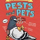 Little, Brown Books for Young Readers Andy Warner's Oddball Histories: Pests and Pets