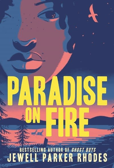 Little, Brown Books for Young Readers Paradise on Fire