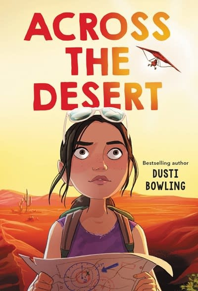 Little, Brown Books for Young Readers Across the Desert