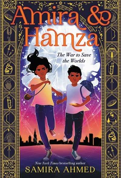 Little, Brown Books for Young Readers Amira & Hamza: The War to Save the Worlds