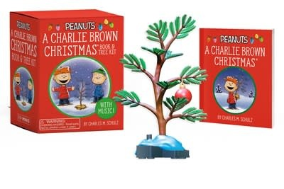 RP Minis A Charlie Brown Christmas: Book and Tree Kit