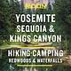 Moon Travel Moon Yosemite, Sequoia & Kings Canyon