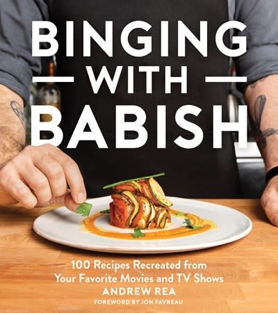 Houghton Mifflin Harcourt Binging with Babish: 100 Recipes Recreated from Your Favorite Movies & TV Shows