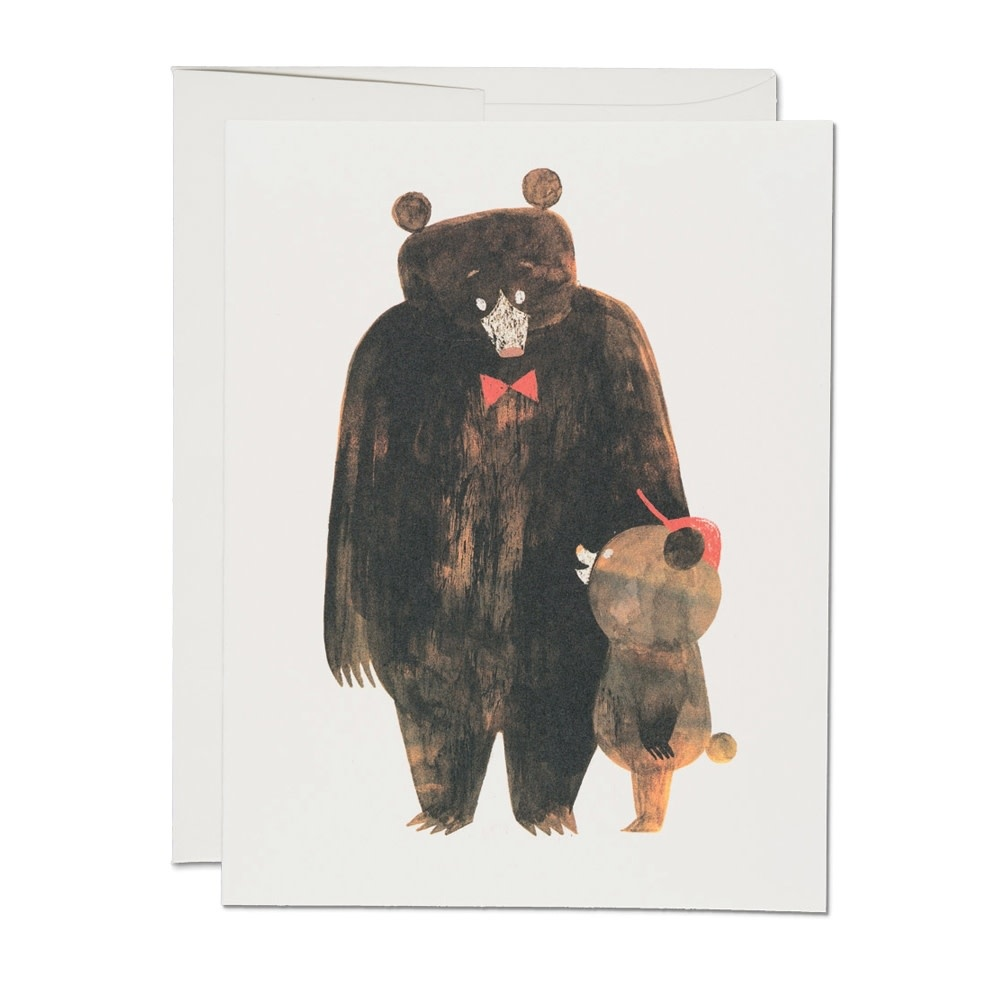 Daddy Bear (Father's Day Card)
