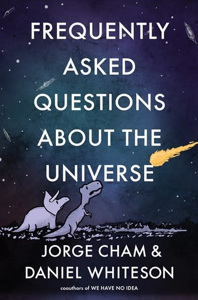 Riverhead Books Frequently Asked Questions about the Universe