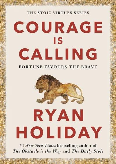Portfolio Courage Is Calling
