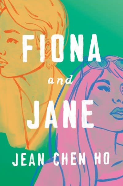 Viking Fiona and Jane: A friendship in short stories