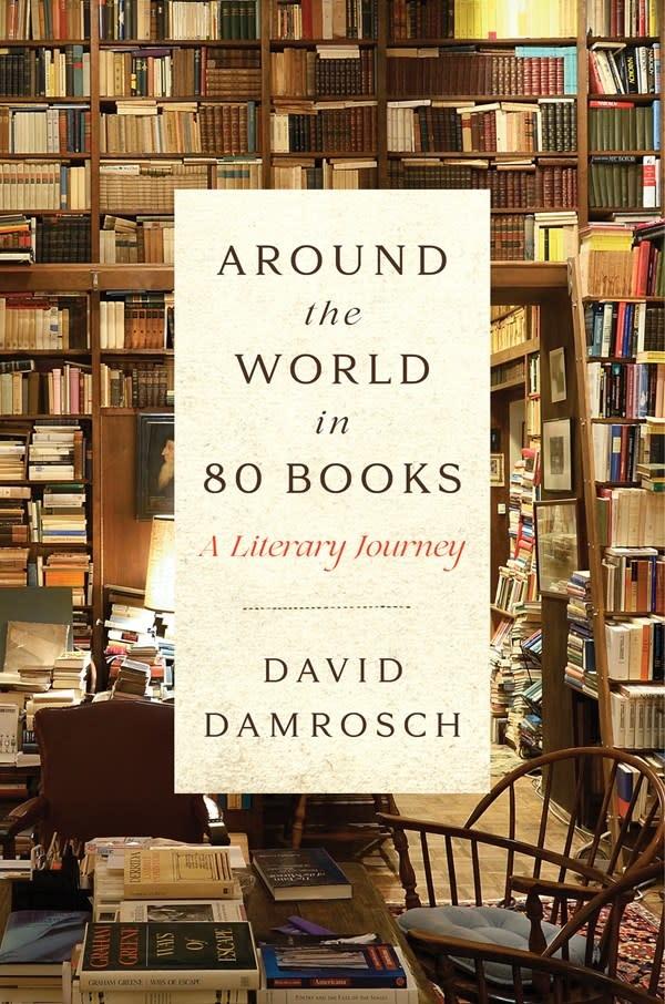 Penguin Press Around the World in 80 Books