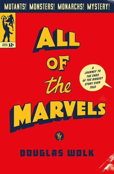 Penguin Press All of the Marvels