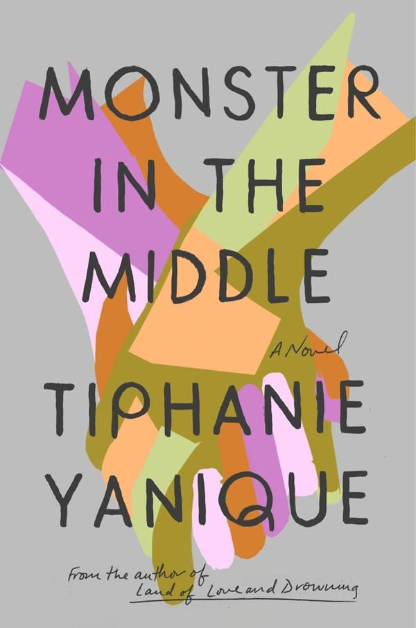 Riverhead Books Monster in the Middle: A novel