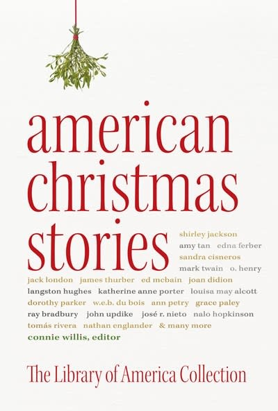 Library of America American Christmas Stories