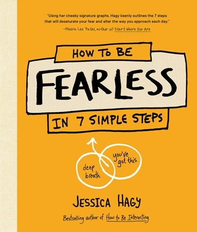 Sasquatch Books How to Be Fearless