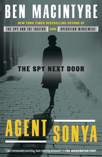 Crown Agent Sonya
