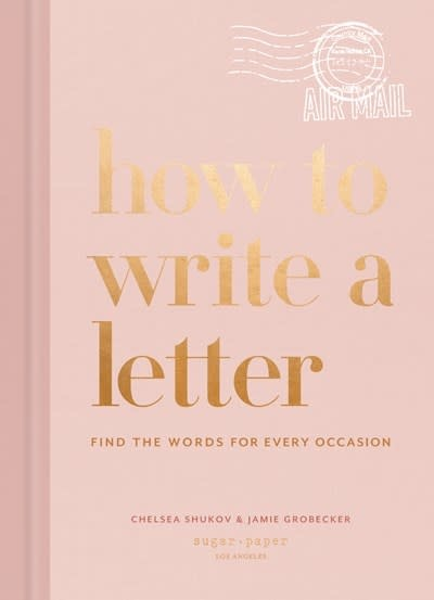 Clarkson Potter How to Write a Letter